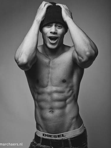 fitness model naakten waarom ik graag grote lullen